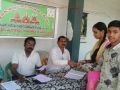 Coronavirus preventive medicine distributed by UARDT at Near Brahamam Temple, Eluru on 08-March-2020