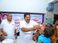 Coronavirus preventive medicine distributed by UARDT at Attili Peetham Ashram on 09-March-2020