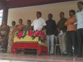 Coronavirus preventive medicine distributed by UARDT at Zilla Parishad High School, Kesavaram Village 09-March-2020