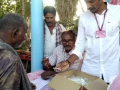 Coronavirus preventive medicine distributed by UARDT at Gummuluru on 11-March-2020