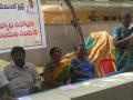 Coronavirus preventive medicine distributed by UARDT at Vallurupalle Village on 12-March-2020