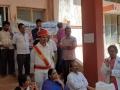 Coronavirus preventive medicine distributed by UARDT at The Bar Association, Pithapuram on 13-March-2020