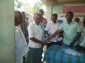 Coronavirus preventive medicine distributed by UARDT at Kapu Ramalayam, Kakarlamudi Village on 15-March-2020