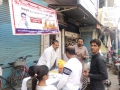 Coronavirus preventive medicine distributed by UARDT at Maya Talkies Road, Reti Chowk Road, Gorakhpur on 15-March-2020