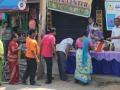 Coronavirus preventive medicine distributed by UARDT at Kurupam Market, Visakhapatnam on 16-March-2020