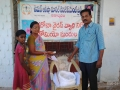Coronavirus preventive medicine distributed by UARDT at Near Adarasha Vidhyalaya, Pithapuram on 16-March-2020