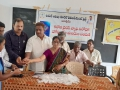 Coronavirus preventive medicine distributed by UARDT at Zilla Parishad High School, Kadiyadda on 16-March-2020