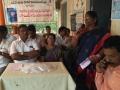 Coronavirus preventive medicine distributed by UARDT at Kode Venkatrao Municipal High School, Tadepalligudem on 18-March-2020