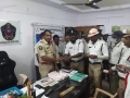 Coronavirus preventive medicine distributed by UARDT at Town Police Station, Tadepalligudem on 19-March-2020