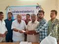 Coronavirus preventive medicine distributed by UARDT at U.Kothapalli Village on 20-March-2020