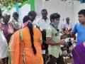 Coronavirus preventive medicine distributed by UARDT at Pedamallapuram Village, Sankhavaram Mandalam on 24-March-2020