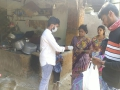Coronavirus preventive medicine distributed by UARDT at Voolapalli Village on 25-March-2020