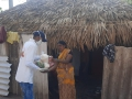 04. May-1-2020 Distribution of Groceries, vegtables at kakinada