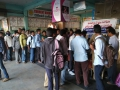 FREE SWINE FLU PREVENTIVE HOMOEO MEDICINE DISTRIBUTION CAMP AT RTC Complex, VISAKHAPATNAM