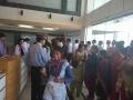 FREE SWINE FLU PREVENTIVE HOMOEO MEDICINE DISTRIBUTION CAMP AT Tech Mahindra, VISAKHAPATNAM