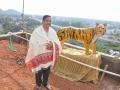 Initiative to protect forests and wild Life at Sri Viswa Vizanana Vidya Adhyatmika Peetham, Tuni branch