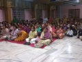 Women's Day Celebrations at Sri Viswa Viznana Vidhya Aadhyathmika Peetham, Rajahmundry Branch