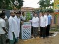 Plantation in Pithapuram as part of the Make Pithapuram Green Initiative