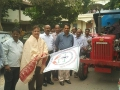 UARDT has donated water tank and trailer to Kakinada Municipality