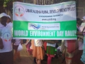 World Environment Day at KBR Park, Hyderabad on June 5th 2017
