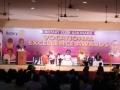 Rotary Excellence Award to Dr Umar Alisha by Rotary Club Kakinada at Surya Kalamandiram, Kakinada on 2nd October 2017