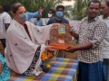 Blanket Donation in Bouruvaka on 14Dec2020