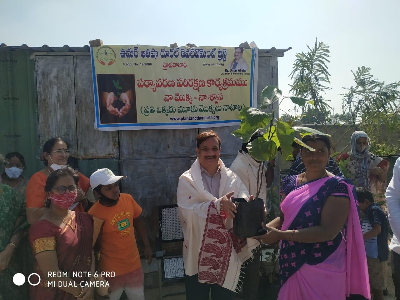 Naa Mokka-Naa Swasa, 20 December 2020 UARDT, Hyderabad Ashram