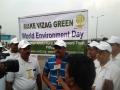 World Environment day vizag - 5-6-2015